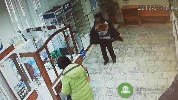 Житель Котельнича похитил из аптеки ящик с пожертвованиями