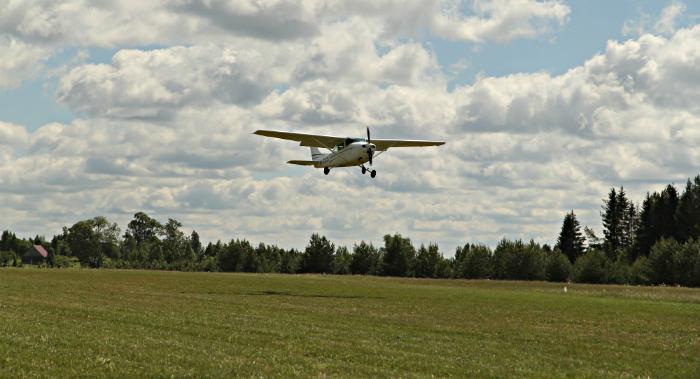 В Лальске восстановлен заброшенный аэродром