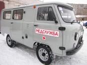 Больницы Кировской области получили 40 санитарных машин