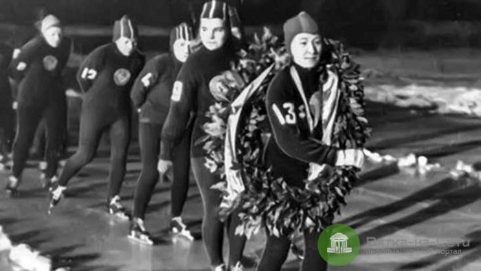 В Кирове предлагают установить бюст конькобежке Марии Исаковой