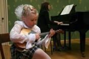 Первоклашки посетят мир музыкальных инструментов