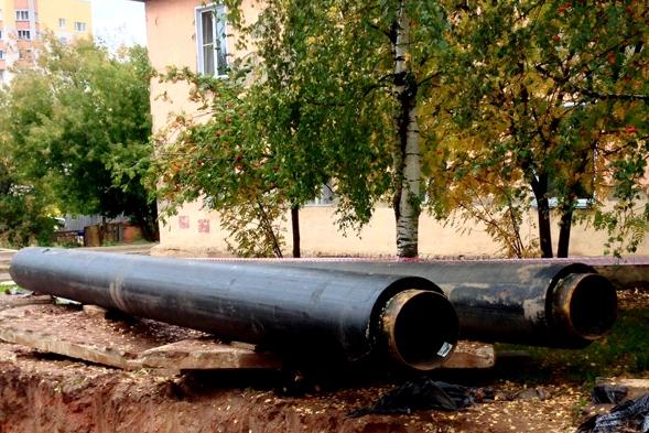 В Кирове отключили отопление из-за присоединения нового участка тепломагистрали (+адреса)