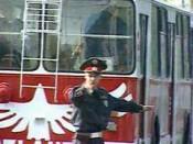 Пьяный кировчанин попробовал себя в роли водителя троллейбуса