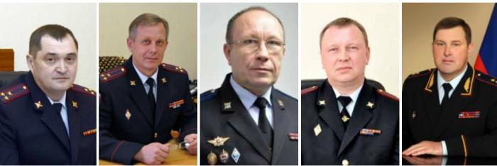 Сколько заработало руководство кировской полиции в 2014 году?