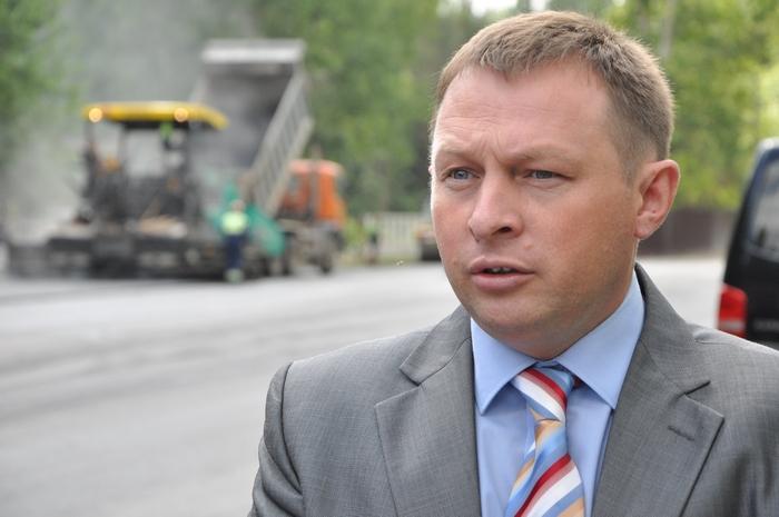 Перескоков выступил за назначение Симакова начальником теруправления по Первомайскому району