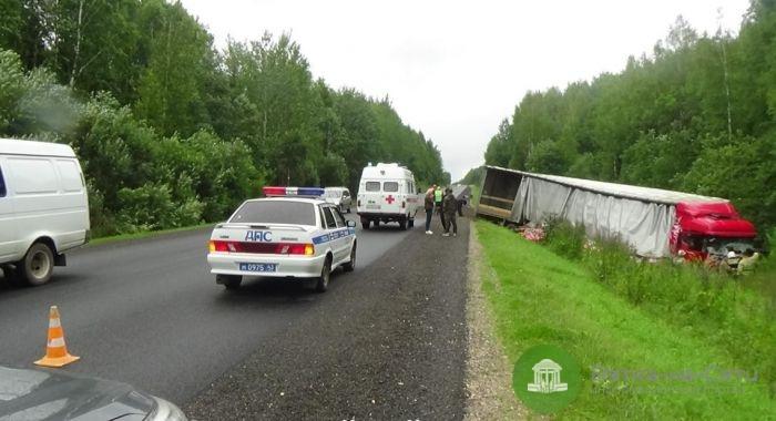 В Орловском районе в результате ДТП погиб человек