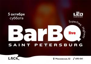 BARBQ (LIVE)