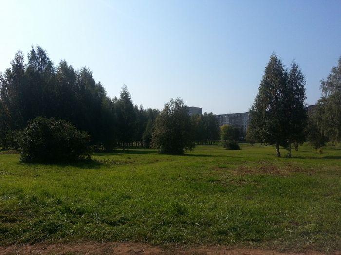 На благоустройство Кочуровского парка планируется направить 60 млн рублей