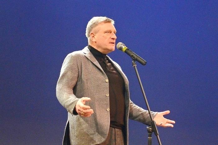 Игорь Васильев побывал на юбилее Театра на Спасской