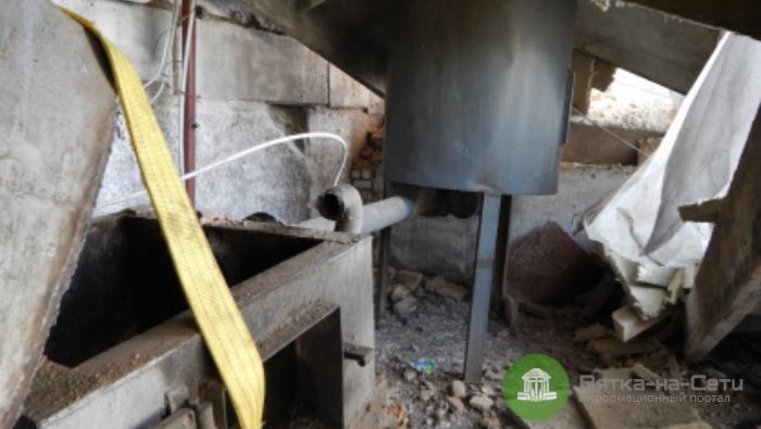 На пилораме в Яранском районе погиб рабочий