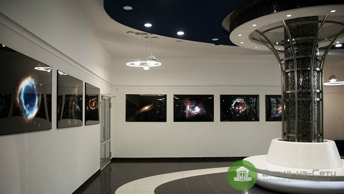 В детском космическом центре начнут работать тематические клубы для ребят