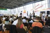 Студентка ВятГУ успешно презентовала в Москве проект по переработке сырья