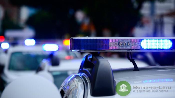 В Кирово-Чепецке погоня за пьяным водителем закончилась стрельбой