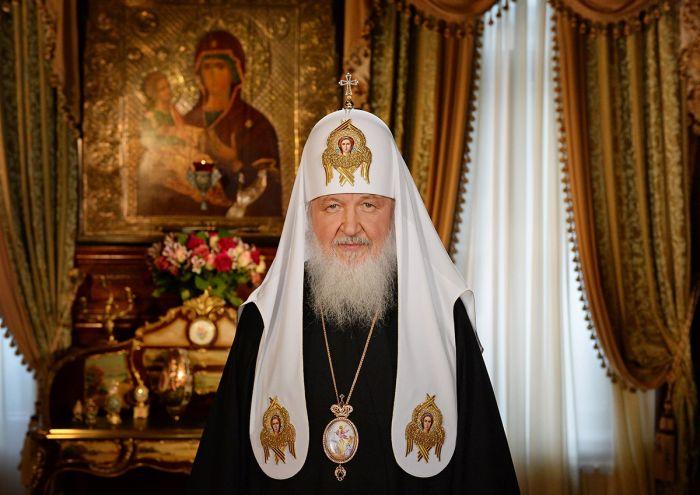 В Киров приедет патриарх Кирилл