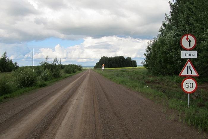 На строительство сельских дорог в области направят более 280 млн рублей