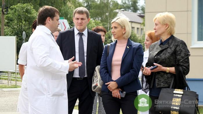 Астраханские врачи высоко оценили санавиацию в Кировской области