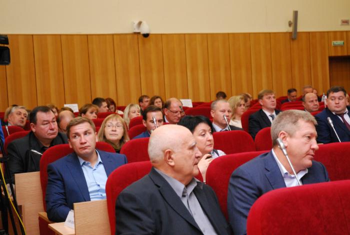 Первое пленарное заседание ОЗС состоится 6 октября