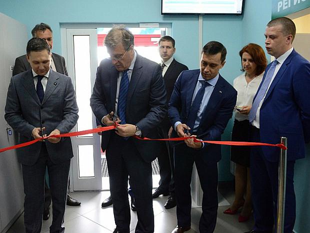 В микрорайоне Солнечный берег открыли новую поликлинику