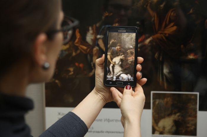 Экспонаты Вятского художественного музея Васнецовых можно будет увидеть в дополненной реальности