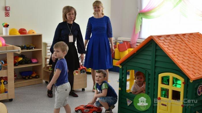 С 1 апреля в Кирове начнут выдавать путевки в детские сады