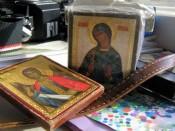 У жителя Фалёнок односельчане украли семь икон