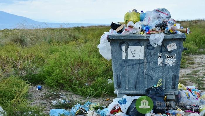 Областная прокуратура нашла 709 нарушений при вывозе отходов