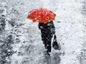 Дожди повлекут за собой понижение давления до 732 мм.рт.ст.
