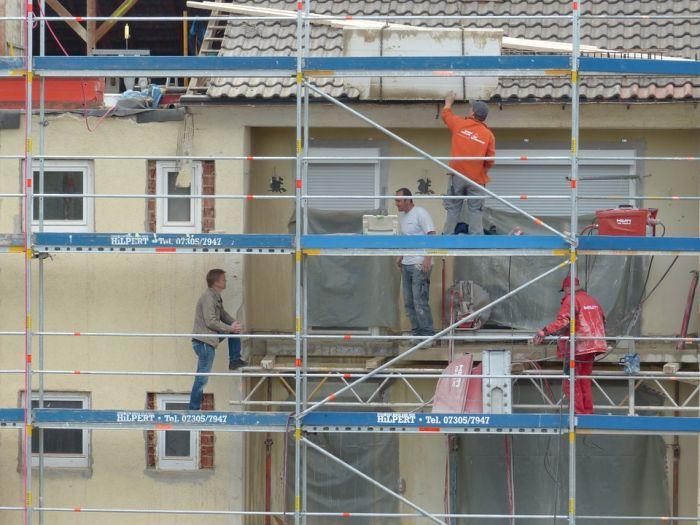 План по капитальному ремонту домов в 2017 году исполнен на 70%