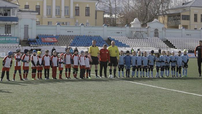 В Кирове открыли сезон любительской футбольной лиги