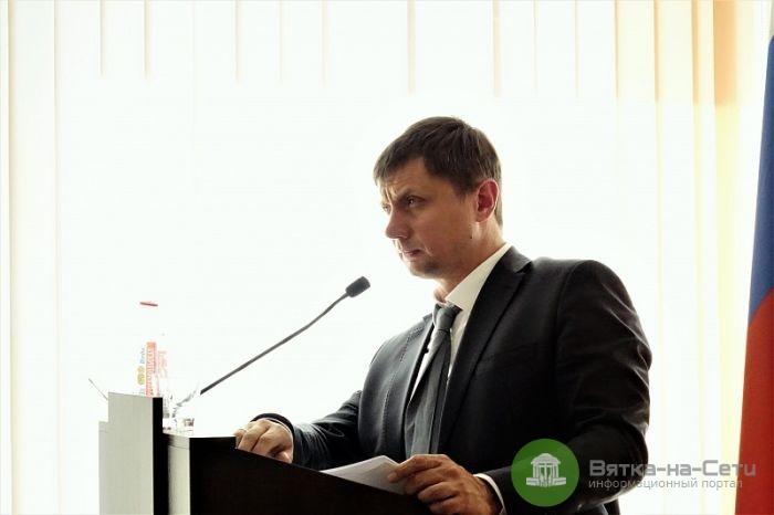 Сергей Леонтьев уходит с должности начальника департамента городского хозяйства