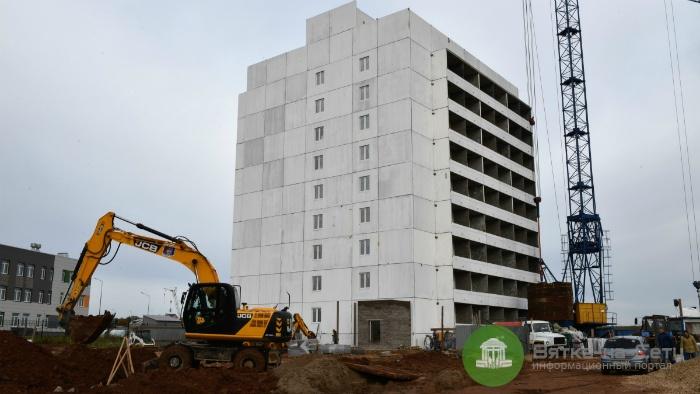 Новый дом для детей-сирот в Кирове достроят к декабрю