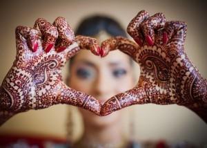 Мастер класс по мехенди - росписи хной на коже