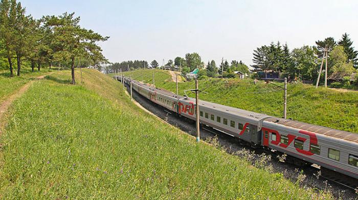 Поезд Киров - Анапа начнёт курсировать раньше запланированного срока