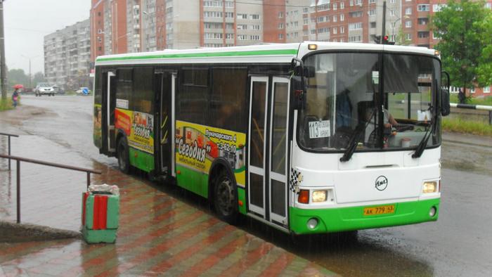 Кировчанка травмировалась после падения в автобусе