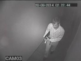 Устанавливается личность взломщика, похитившего ноутбуки из офисов