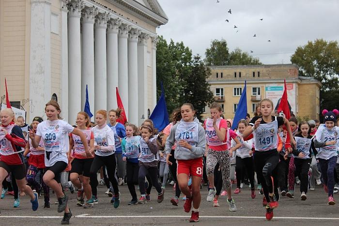 В «Кроссе нации» приняли участие более двух тысяч кировчан