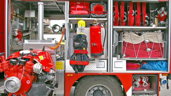 Пожарные машины в Кировской области изношены на 78%