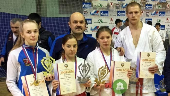 Кировчанки одержали победу на первенстве мира по рукопашному бою