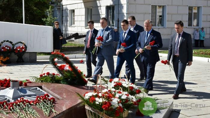 В Кирове почтили память павших в Великой Отечественной войне