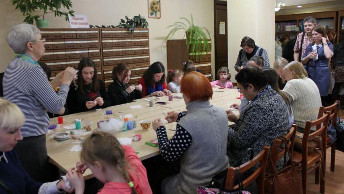 """21 апреля в """"Герценке"""" пройдет """"Библионочь"""""""