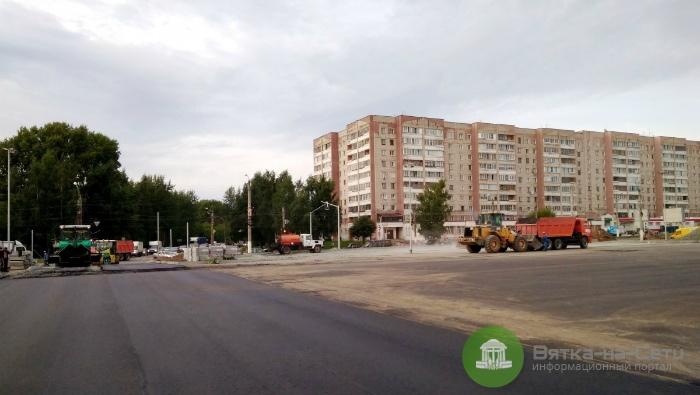 На улице Московская организуют 5-полосное движение