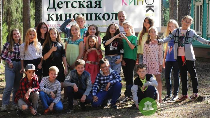 Кировская киношкола выиграла грант на развитие детского кинематографа