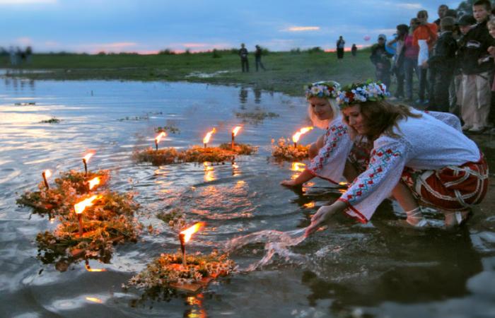 фото праздник ивана купала