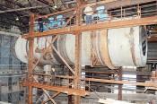 Новый БГС смонтирован на заводе минеральных удобрений