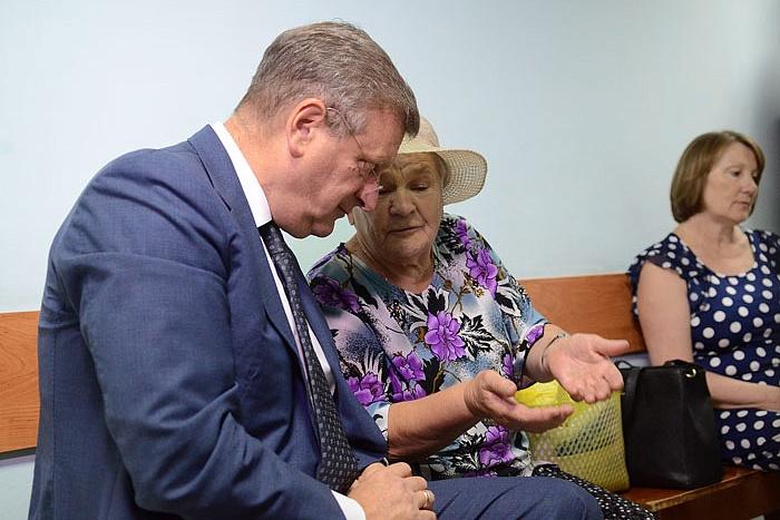 Игорь Васильев провел рейд попоступившим напочту обращениям