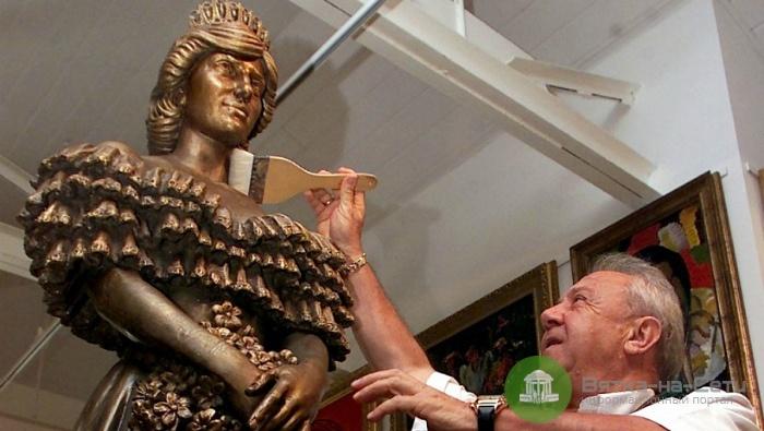 Зураб Церетели планирует подарить Кирову скульптуру