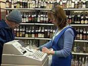 Сельские магазины обязуют установить кассы