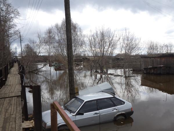 ОНФ: Действия властей по ликвидации последствий паводка недостаточны