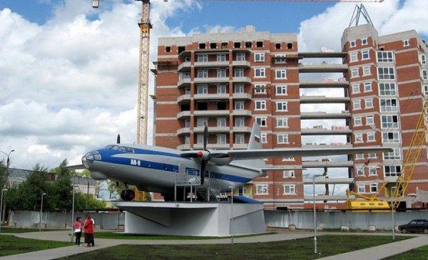 Самолет на Филейке признали монументальным памятником