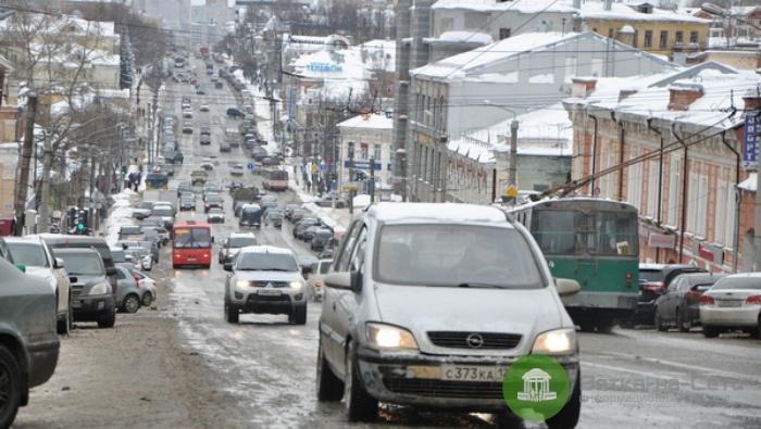 Дублер улицы Ленина в Кирове планируют построить к юбилею города